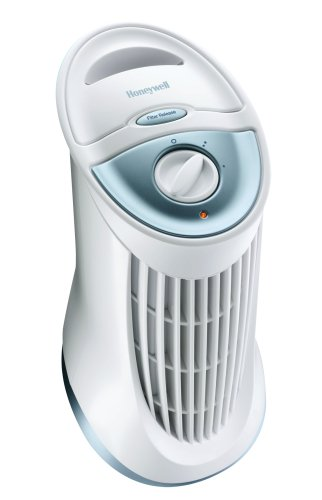 Honeywell HFD 010 Quietclean Compact Tower Air Purifier
