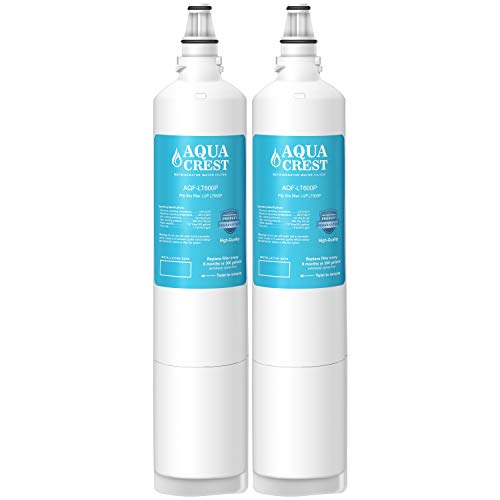 AQUACREST LT600P Replacement Refrigerator Water Filter Compatible With LG LT600P 5231JA2006B 5231JA2006A KENMORE 46 9990 9990 Pack Of 2